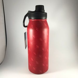 Adidas Originals steel red insulated bottle 32oz